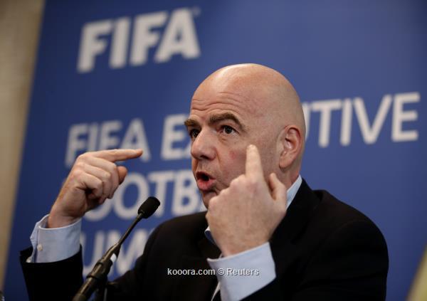 الاتحاد الدولي لكرة القدم يكشف ملامح توزيع مقاعد مونديال 2026