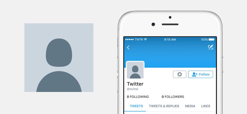 تويتر يعلن تخليه عن صورة البيضة ويستبدلها باللون الرمادي