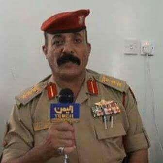مصرع قائد الشرطة العسكرية في صعدة بغارة جوية .. والجيش يعزز لواء النخبة بجبهة البقع