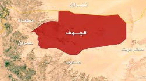 الجوف: الجيش الوطني يسيطر على سلسلة جبال الطلعة ويحاصر معسكر حام