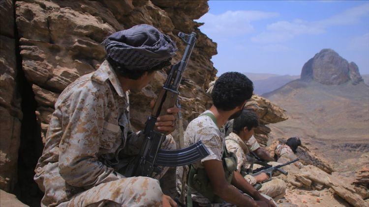 تعز: قوات الجيش الوطني تسيطر على مواقع جديدة في جبهة الكدحة