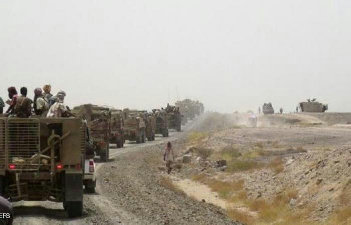 صعدة: الجيش الوطني يضيق الخناق على المليشيا بعد السيطرة على جبل الشعير