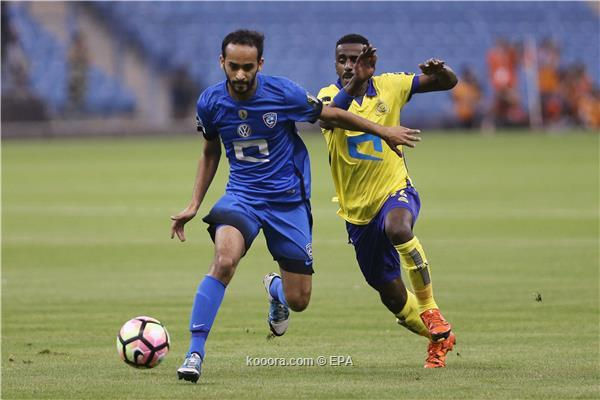 الهلال يتغلب على النصر في ربع نهائي كأس خادم الحرمين الشريفين