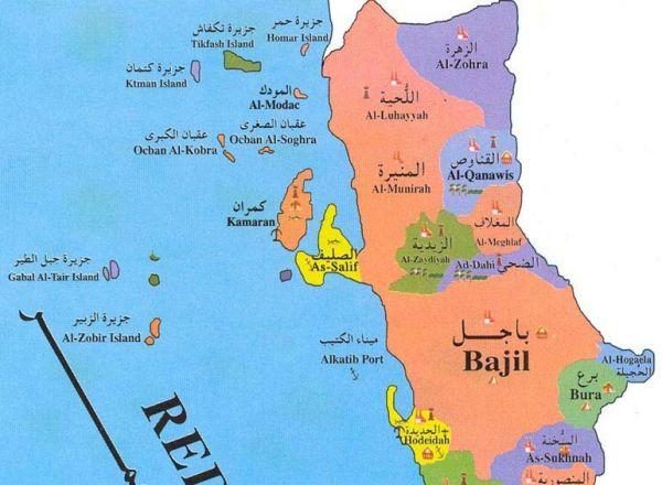 """الحديدة: """"80%"""" من الجزر باتت تحت سيطرة الجيش الوطني"""