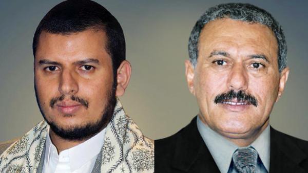 اعترف بوجود صراعات داخلية.. المخلوع يهدد مليشيا الحوثي ويذكرهم برفضه الاصطفاف ضدهم