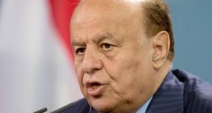 """رئيس الجمهورية :""""لن نقبل باي مليشيا مسلحة تفرض ارادتها وخياراتها الطائفية او المناطقية على اليمنيين"""""""
