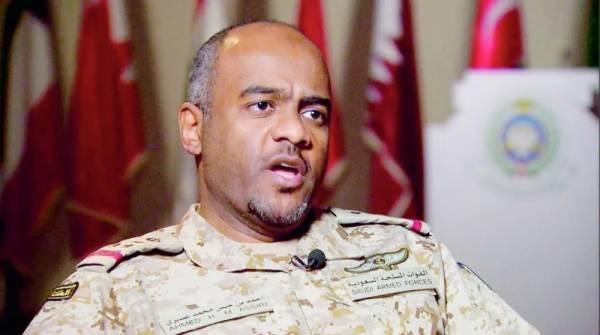 """اللواء احمد عسيري:هناك مخططا إيرانيا لضرب أمن واستقرار السعودية انطلاقاً من الحدود اليمنية"""""""
