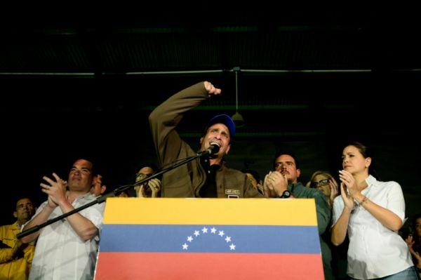 قرار يمنع احد زعماء المعارضة بفنزويلا من تولي اي منصب عام لمدة 15 سنة