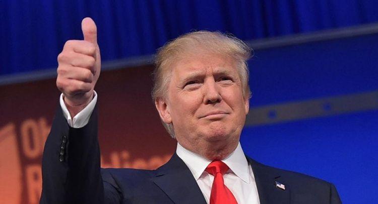 ترامب يتحدث عن 100 يوم في منصبه كرئيس للولايات المتحدة الامريكية