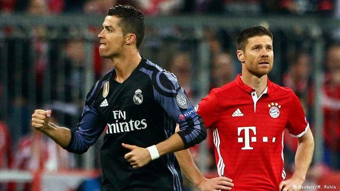 مواجهة نارية بين ريال مدريد وبايرن ميونخ في اياب ربع نهائي دوري ابطال اوروبا