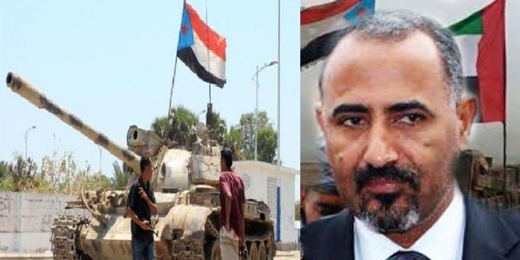 بهدف احداث الفوضى في عدن، اجتماع سري بين الزبيدي وفريق اماراتي وقيادات انفصالية