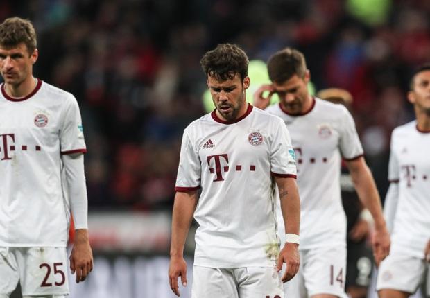 بايرن ميونخ يتعثر بالدوري الالماني قبل مواجهة اياب الابطال مع ريال مدريد