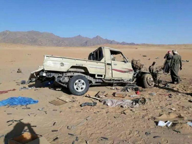 معارك عنيفة بين قوات الجيش الوطني والمتمردين في متعز ومأرب