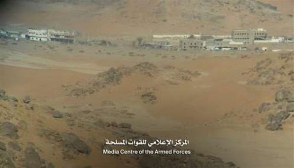 صعدة: انفجار شاحنة تابعة لمليشيا الانقلاب كانت محملة اسلحة وذخارئر