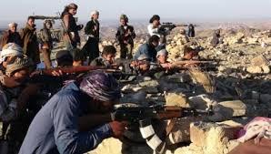 مواقع جديدة تسيطر عليها قوات الشرعية في البيضاء