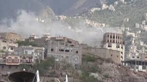 الانقلابيون يقصفون مدينة التربة بالكاتيوشا