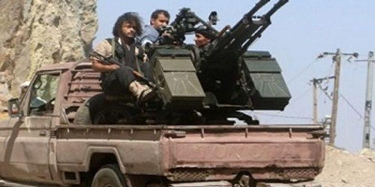 """الجوف: الجيش الوطني يصد هجوما لمليشيا الحوثي في جبهة """"المصلوب"""""""