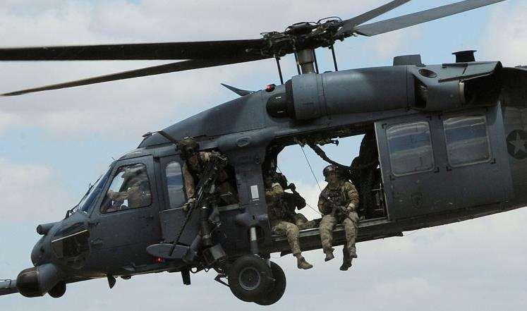 """هام.. الجيش الامريكي يؤكد مقتل """" 7 """" اشخاص في هجوم مأرب فجر اليوم"""