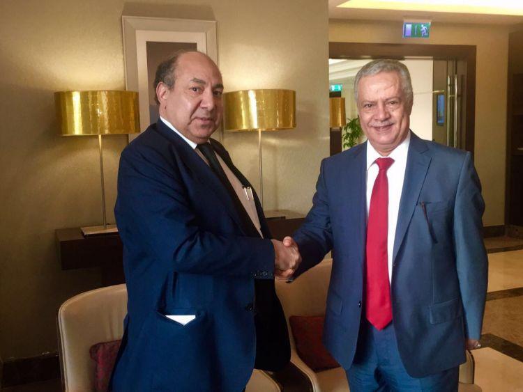 محافظ عدن الجديد يشيد بدور مصر في التحالف العربي لإعادة الشرعية باليمن