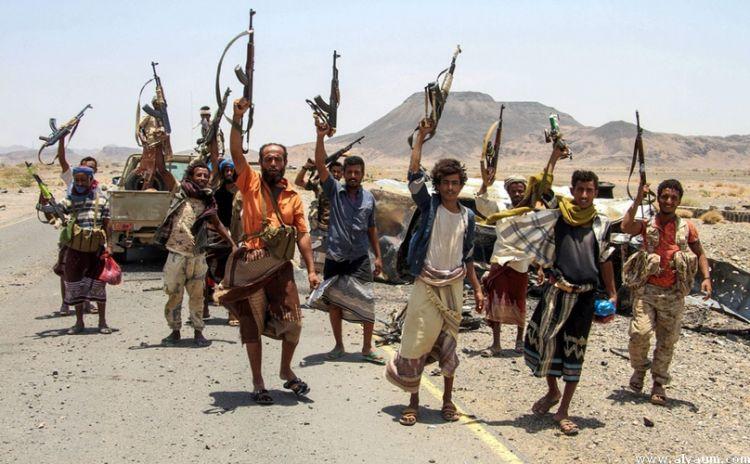 مليشيا الانقلاب الحوثية تعترف بخسائرها أمام الجيش اليمني والتحالف