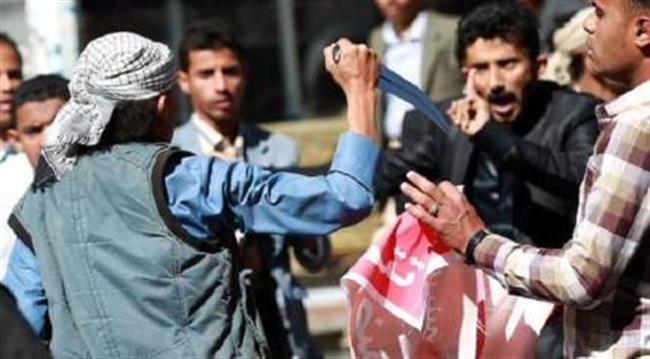 توثيق 339 حالة انتهاك بحق المدنيين ارتكبتها ميلشيات الحوثي والمخلوع في شهر ابريل 2017