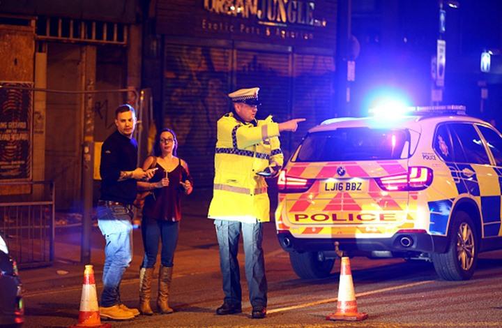 19 قتيل و50 جريح في قاعة حفلات موسيقية بمدينة مانشستر (تفاصيل)
