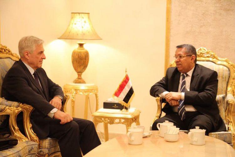 السفير الروسي لدى اليمن يقول إن بلاده تدعم وحدة البلاد وشرعية الحكومة اليمنية