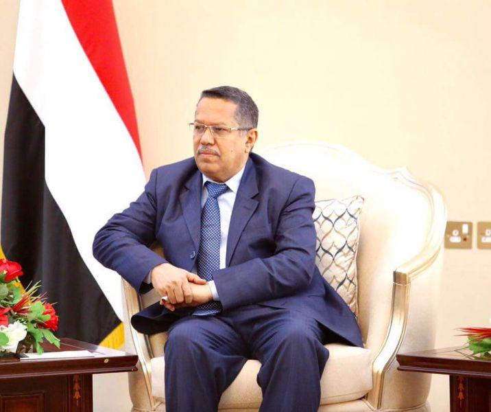 """رئيس الوزراء يرحب بدعم الامارات لكهرباء عدن ب""""100″ ميجاوات"""