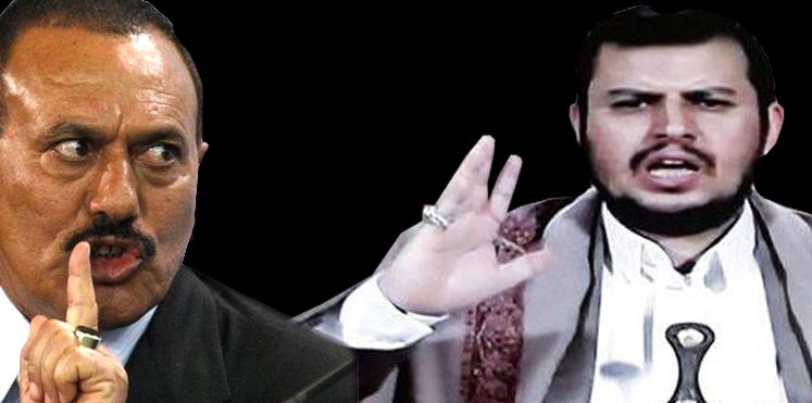 """المخلوع صالح يهدد """"ببيع الحوثي"""" وكشف تواطئه مع ملالي طهران"""