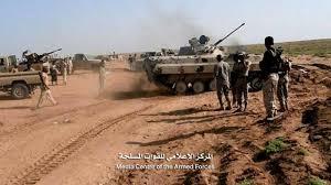 تجدد المعارك في صرواح ومصرع 12 وأسر 4 من الانقلابيين