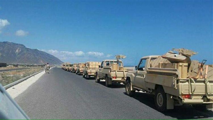 سقطرى: الامارات تستمر في تعزيز تواجدها الامني والعسكري داخل الارخبيل
