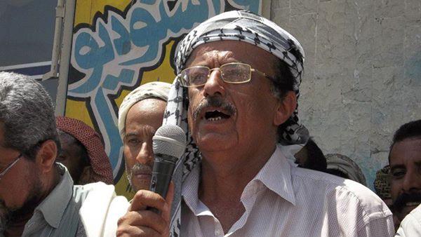 """بيان هام من مؤسس الحراك الجنوبي اللواء ناصر علي النوبه """"نص البيان"""""""