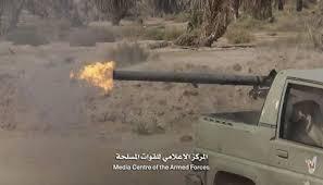 تجدد المعارك شرق صنعاء وسط تقدم لقوات الشرعية