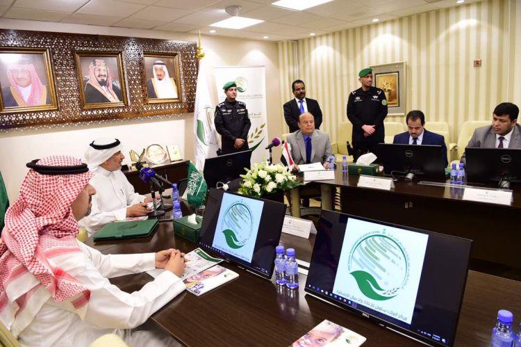 رئيس الجمهورية يشيد بدور مركز الملك سلمان للإغاثة