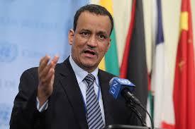 """المبعوث الاممي الى اليمن """"ولد الشيخ"""" يمهد لجولة محباحثات جديدة"""