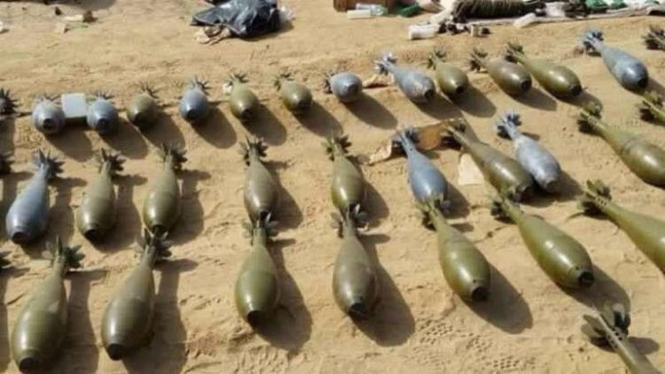 ايران تهرب أسلحة كيماوية للإنقلابيين من اجل استخدامها ضد المدنيين في الحديدة واتهام التحالف