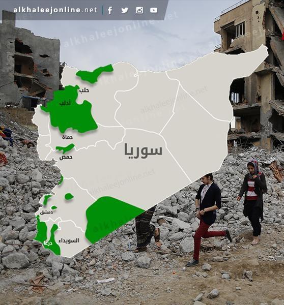 صحيفة أمريكية: إتفاق تجميد الصراع بسوريا.. أين يكمن الشيطان؟