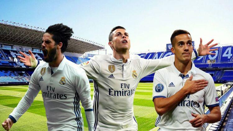 ريال مدريد يستعد لأصعب وأهم مواجهاته في الدوري الاسباني