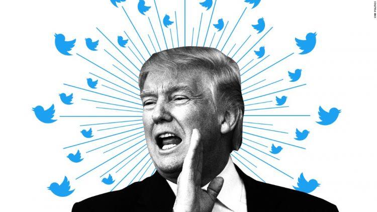 دونالد ترامب يفقد شعبيته على تويتر