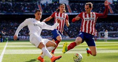 ريال مدريد في مواجهة صعبة امام اتلتيكو مدريد بعد الفوز الكبير في مواجهة الذهاب بدوري ابطال اوروبا