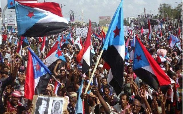الجالية الجنوبية في شرقية المملكة تدعم التمرد ضد الشرعية