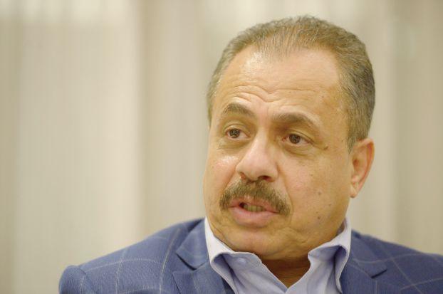 وزير الصناعة والتجارة يؤكد على دور القطاع الخاص في مساعدة الحكومة للتعافي الاقتصادي