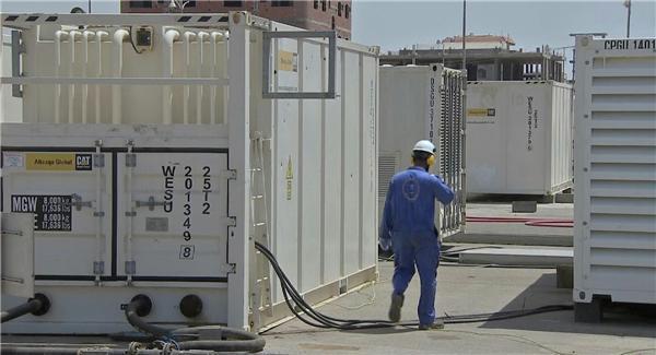 الوعود الإماراتية لكهرباء عدن