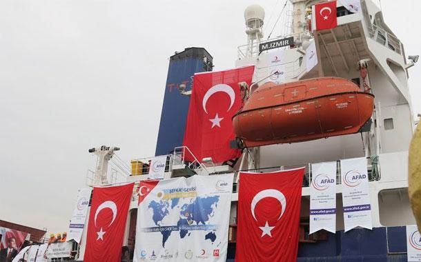 تركيا تنوي ارسال مساعدات خلال شهر رمضان لـ 3 ملايين شخص في اليمن وافريقيا