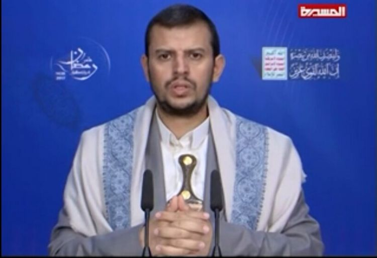 ظهور زعيم جماعة الحوثيين في حالة يرثى لها وغير مسبوقة