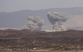 مقتل قيادي حوثي في غارة للتحالف العربي في مارب