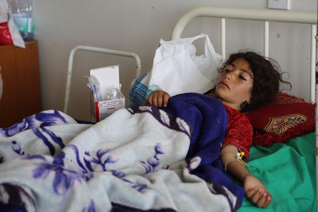 شبوة مصدر طبي اصابة 16 حالة يشتبه باصابتها بالكلوليرا ببيحان