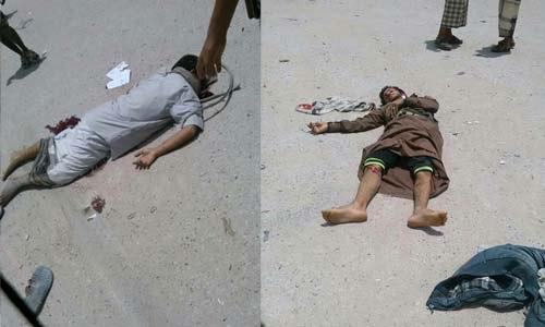 اغتيال ضابط ومساعده في مدينة القطن بحضرموت