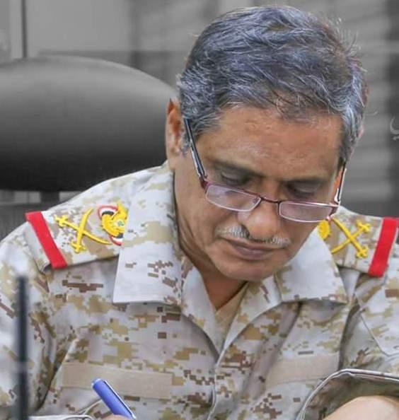 تعرف على محافظ محافظة حضرموت الجديد اللواء الركن فرج البحسني ؟ ( سيرة ذاتية )