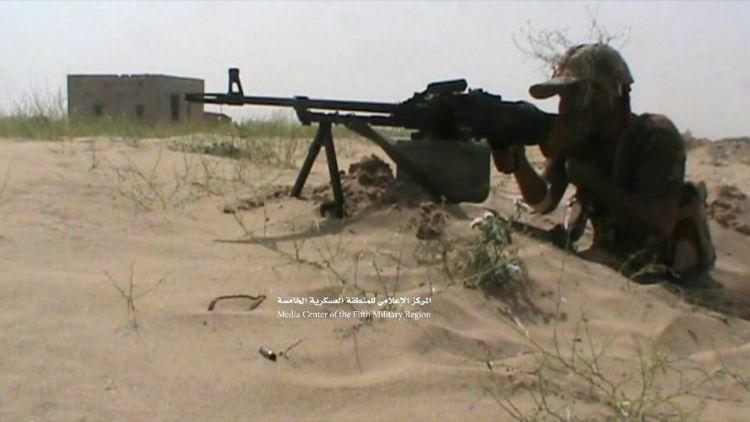 الجيش الوطني يحقق تقدما في الساحل الغربي ويحرر ميناء الحيمة العسكري ويطوق مدينة حيس